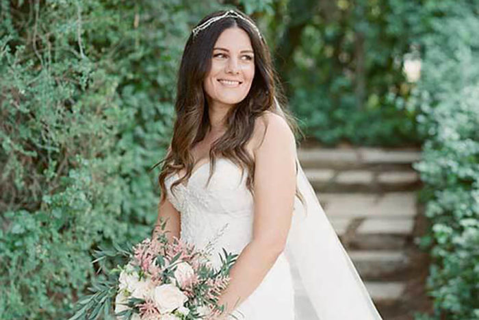 Chic & Elegant Garden Wedding, Athens