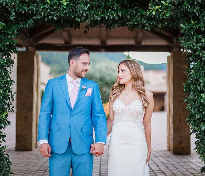 Blush Pink Wedding, Casa e Campo Athens