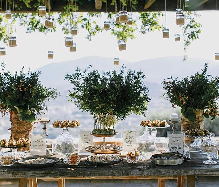 Pistachio wedding, Athens