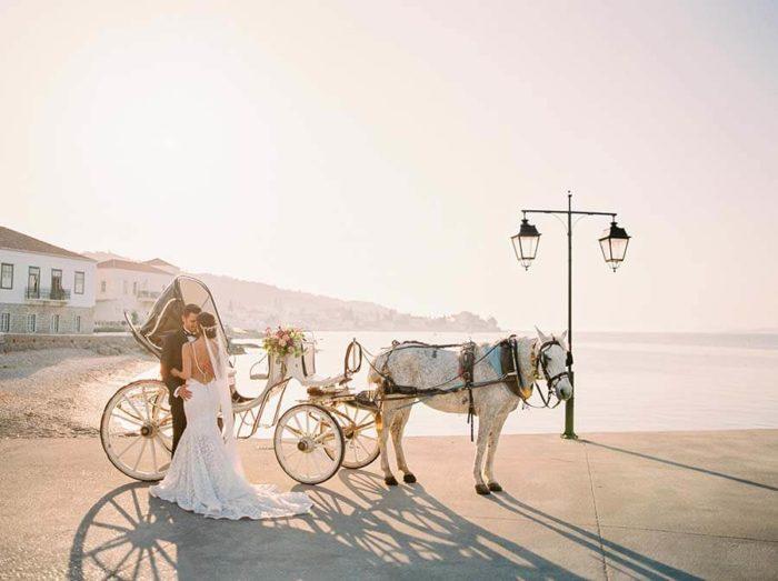 Phos Workshop 2018, Elegant Black-Tie Wedding