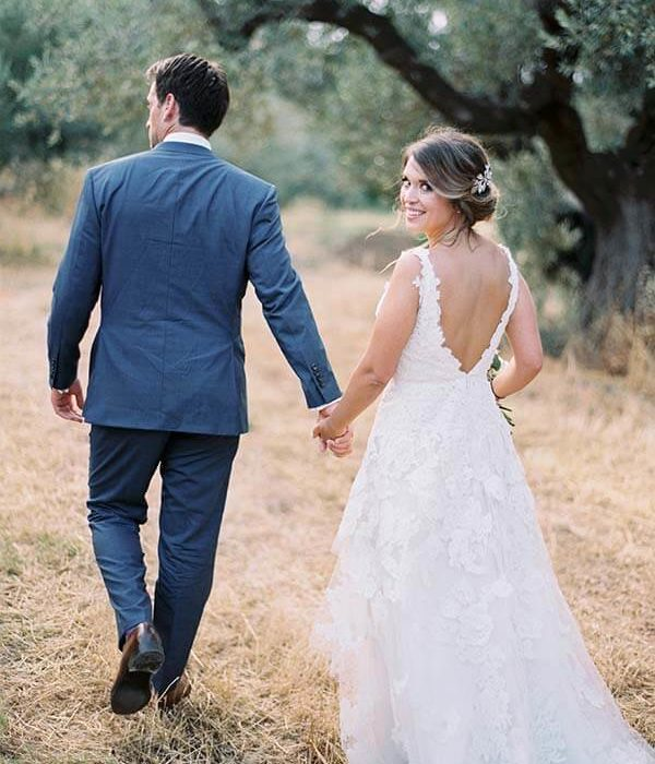 Organic & Elegant Wedding, Monemvasia
